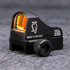 DOC Hunting rifle pistol Army Optics Reflex 1x20 Red Dot Sight Scope for airsoft