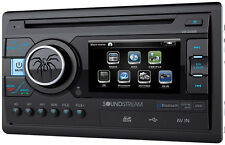 SOUNDSTREAM VR-346 Soundstream 3.4 Double Din DVD Receiver