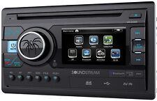 SOUNDSTREAM VR-346 Soundstream 3.4 Double Din DVD Receiver