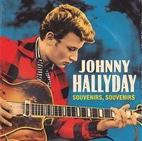 JOHNNY HALLYDAY - SOUVENIRS,SOUVENIRS 180G  VINYL LP NEU
