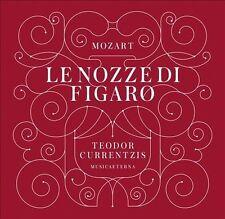 MOZART: LE NOZZE DI FIGARO (NEW CD)