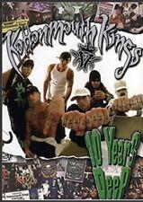 KOTTONMOUTH KINGS - 10 Years Deep DVD, (hip hop) new & sealed, Aussie seller