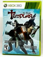 First Templar - Xbox 360 - Brand New | Factory Sealed