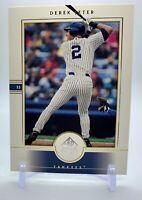 Derek Jeter 2000 Upper Deck SP Authentic Baseball Card #38 NM New York Yankees