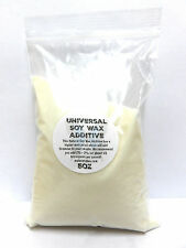 Universal Soy Wax Additive 5oz re-sealable Bag of Candle Additive Soy Hardener