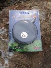 3 Inch or 80mm Diameter Sintered Stone Aeration Airstone for Aquarium or Pond