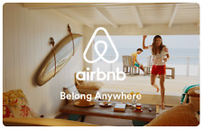 $200 Airbnb Gift Card - Email delivery