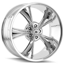 "Ridler 695 18x8 5x4.5"" +0mm Chrome Wheel Rim 18"" Inch"
