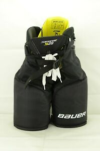 Bauer Supreme S29 Ice Hockey Pants Junior Size Small Black (0202-1980)