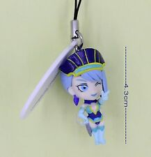 Tiger & Bunny Japanese Anime Cell Phone Strap 4.3cm Figure BLUE ROSE