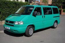 Diesel Campervans & Motorhomes with Immobiliser 2001