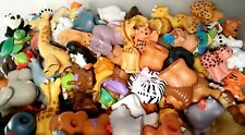 Little People Huge Lot of 100 Zoo Animals Random Mix Figures