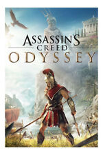 Assassins Creed Odyssey (Playstation 4 PS4) Brand New Factory Sealed