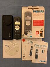 Philips VOIP1511B/37 Skype Travel Phone