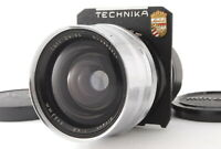 🔴VERY RARE!NEAR MINT🔴 CARL ZEISS BIOGON 53MM F/4.5 LINHOF SHUTTER TECHNIKA BOD