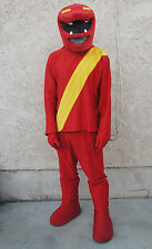 Power Rangers Wild Force Red Professional mascot Cosplay Costume