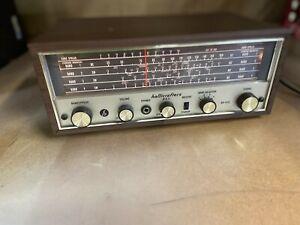 Hallicrafters WR-600 Shortwave Receiver *Untested
