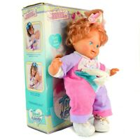 """1980's IDEAL Nursery Toy Doll """"Tiny Tears"""" Crying Vintage Cry Real Water Tears"""