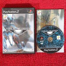 Zona de la Enders-Playstation 2 PS2 PAL ~ ~ 15+ juego de acción