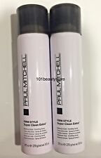Paul Mitchell Super Clean Extra Finishing Spray 9.5 oz (PACK OF 2) Same Day Ship