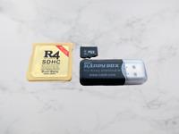 R4 GOLD PER TUTTI I DS NDS 3DS 2DS XL POKEMON FLASH NINTENDO GIOCHI SDHC PLATINO