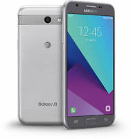 SAMSUNG GALAXY J3 2017 16GB Android Mobile Phone |Unlocked |SIM FREE BOX UP