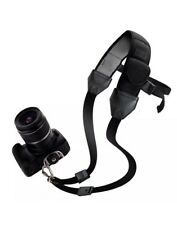 Camera Strap Shoulder Sling with Black Neoprene Design and Quick Release Buckle