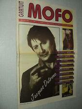 MOFO 10 (2/93) JACQUES DUTRONC JESUS JONES JOSE MUNOZ SNULS NOIR DESIR AUFRAY(2)