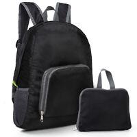 Ultralight Foldable Waterproof Travel Backpack Daypack Packable Shoulder Bags