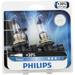 Philips 9006PRB2 Vision Headlight Bulb for 9006XV-2 Electrical Lighting Body sg
