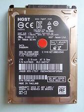 Hgst hts541010a9e662 | pn: 0j37023 | mlc: da5747 | oct-13 | 1 TB