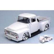 Ford F-100 Pick Up 1956 White 'just Trucks' 1 24 Model Jada Toys