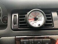 Audi A6 S6 RS6 Allroad C5 Auto Vent Gauge Pod Mount MAX Airflow