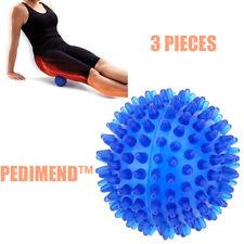 Pedimend ™ 3 Piezas Masaje de pies reflexología quisquilloso Yoga disparador de los puntos de presión