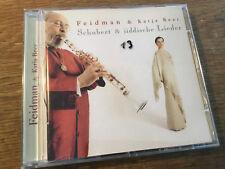 Giora Feidman - Schubert & Jiddische Lieder [CD Album]   Katja Beer