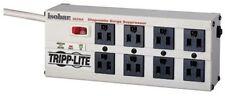 Tripp Lite ISOBAR8ULTRA Surge Suppressor 8-Outlet ME<A 5-15R 3840J 120V Compact