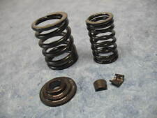 VALVE SPRINGS & KEEPERS 4 INTAKE OR EXHAUST 1980 YAMAHA XS1100 MIDNIGHT SPECIAL