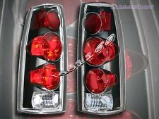 88-98 Chevy Full Size Sierra Silverado Tail Lights BK