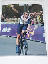 Bradley Wiggins London Olympics 2012  7 x 5  Photo 2