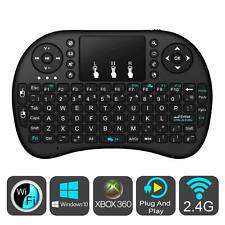 Backlit Wireless Keyboard Remote+Touchpad Mouse 2.4GHz for Android Box PC USB