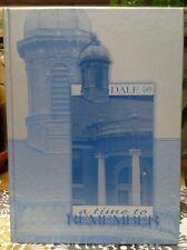HOPEDALE Junior-Senior High School Yearbook, DALE, 2002, New!