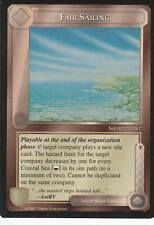 Fair Sailing - Middle Earth The Wizards CCG b.b. Lim.Ed. Mint/N.Mint 1995 ME85