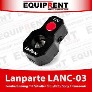 Lanparte LANC-03 mini Fernbedienung / Video Auslöser für Sony, Panasonic (EQY68)