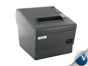 Epson TM-T88IV Monochrome Thermal Receipt Printer - Serial RS-232