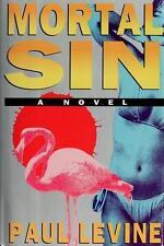 NEW - Mortal Sin:  A Novel by Levine, Paul