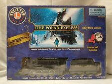 Lionel The Polar Express Train Ready-To-Play Train Set 7-11824 ~New Opened Box~