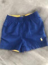 Ralph Lauren Boys Swim Shorts Size 9 Months