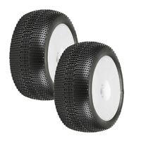 """Pro-Line Electroshot VTR 4.0"""" X3 Soft Off-Road 1:8 Truck Tires Mounted : Fr / Re"""