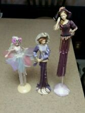 Vintage Fairy Doll Lot of 3, Putting on the Ritz