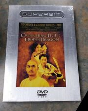 New Crouching Tiger, Hidden Dragon (Dvd, 2001, The Superbit Collection) Sealed